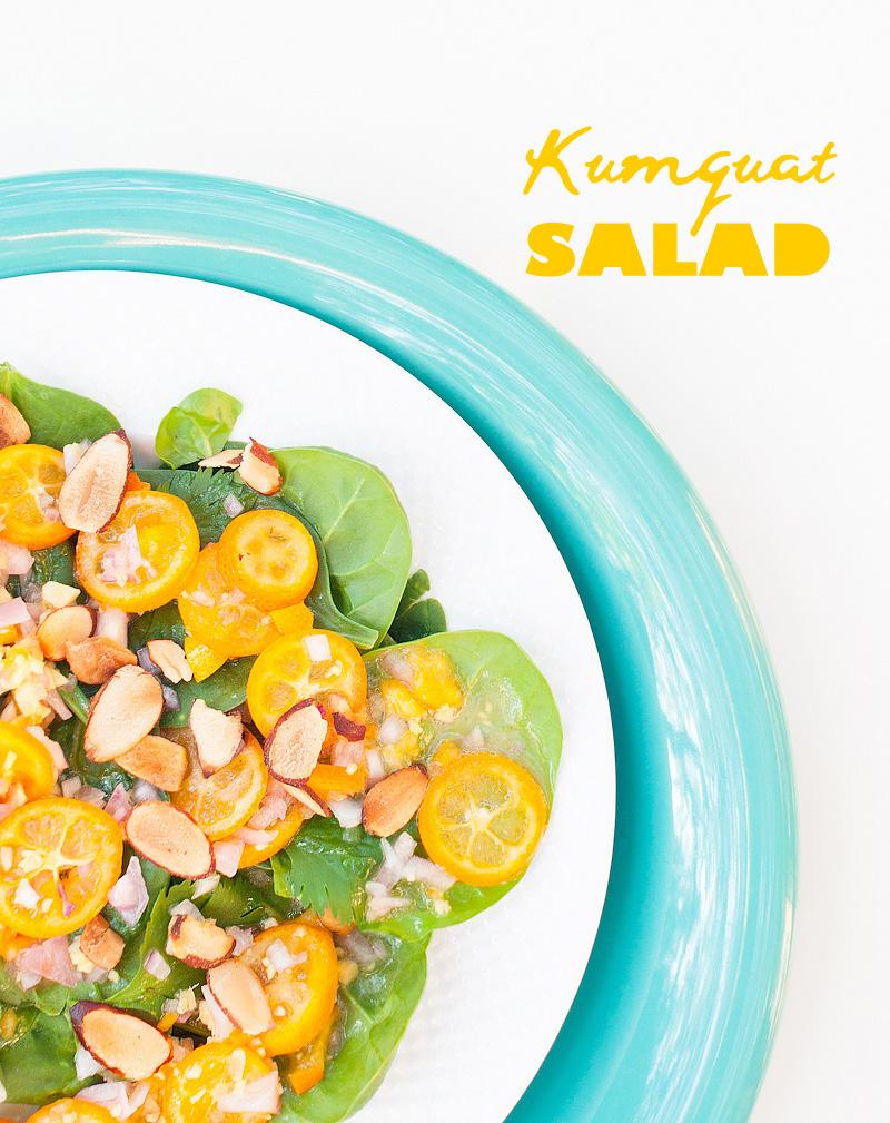 kumquat salad