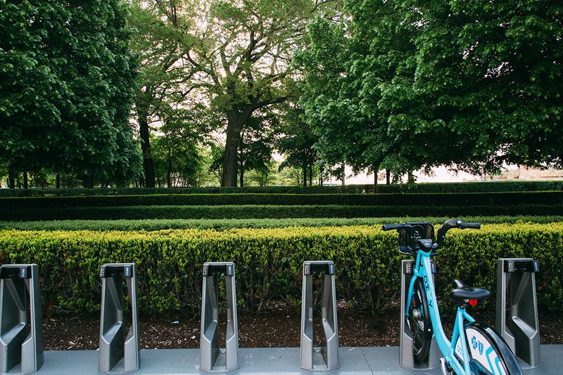 chicago bike rack