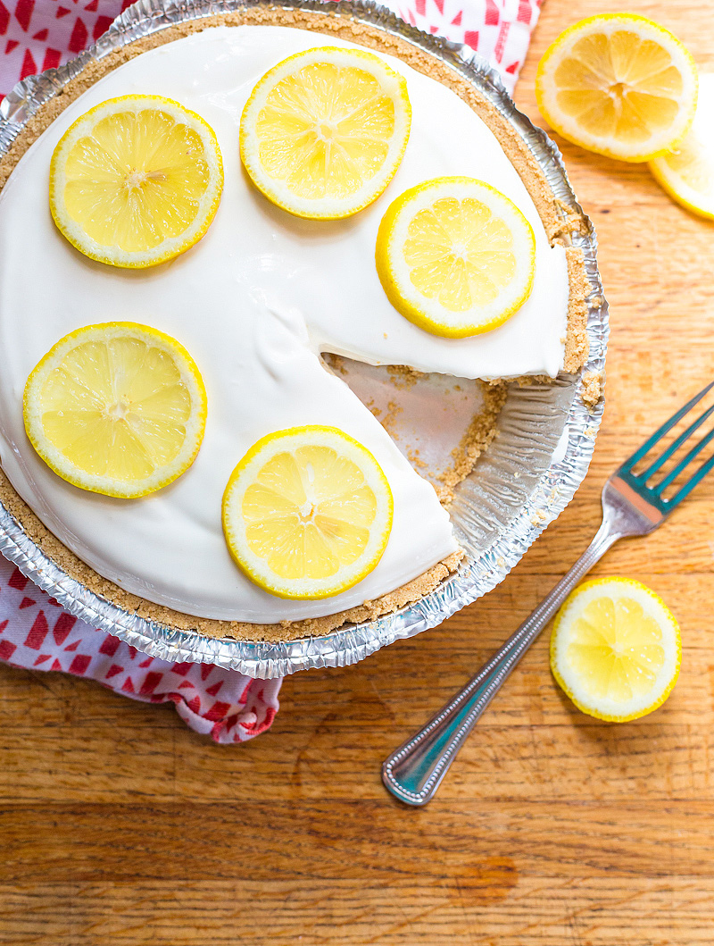 lemonade pie recipe