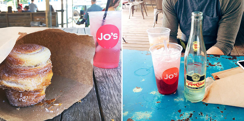 Jos Coffee South Congress