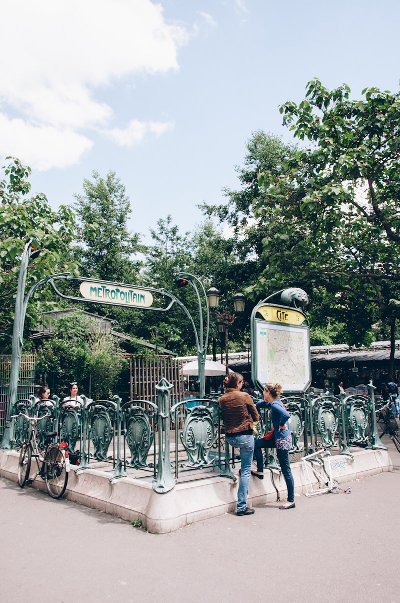 Paris in June