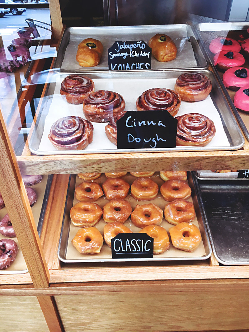 bougies donuts in austin, texas