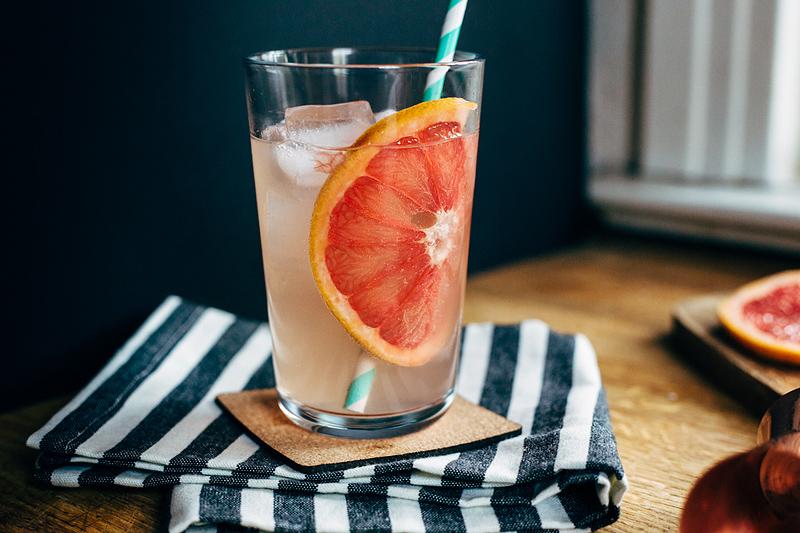 Grapefruit cocktail