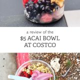 $5 Acai Bowl at Costco