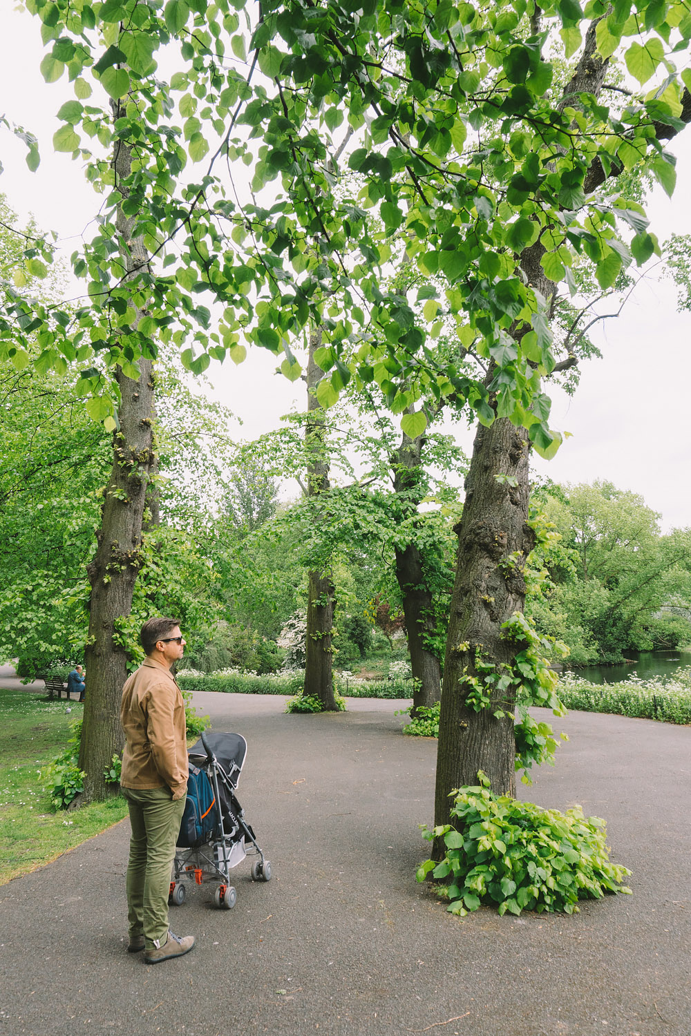 Wandering around Regent's PArk
