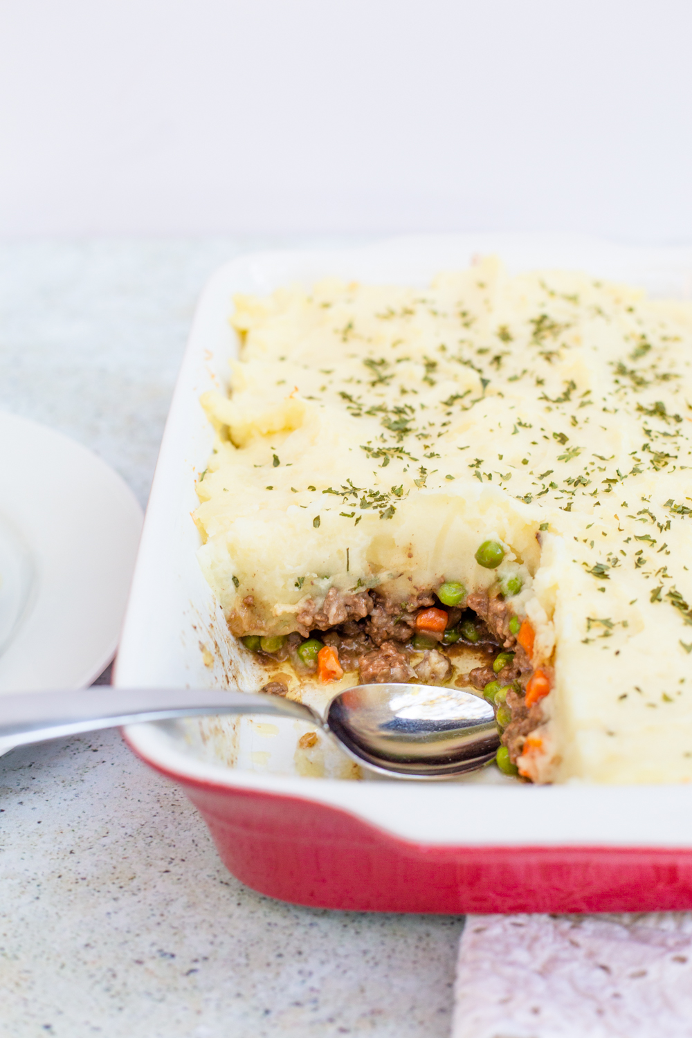 Homemade Shepherds Pie