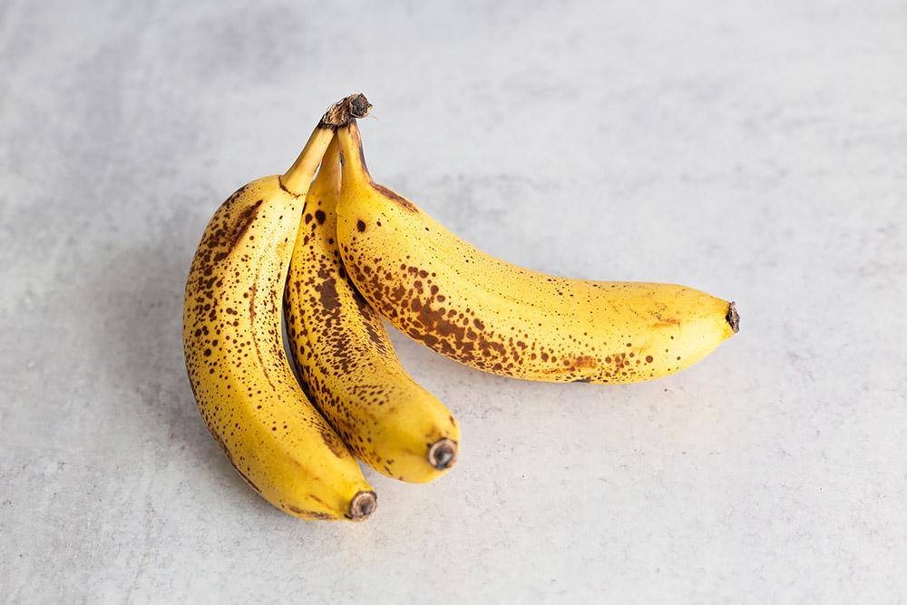 bananas for banana bread