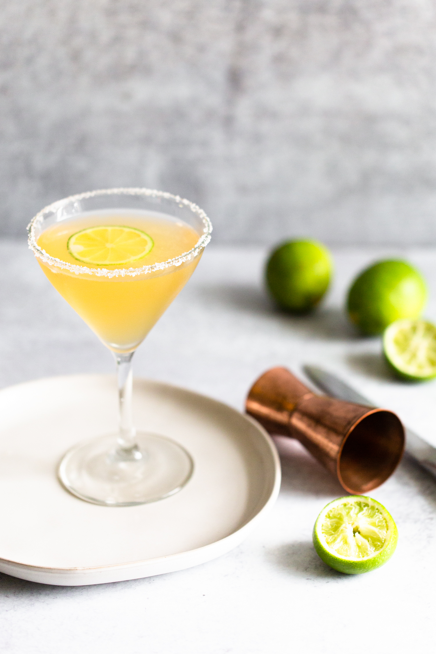 Homemade Italian Margarita