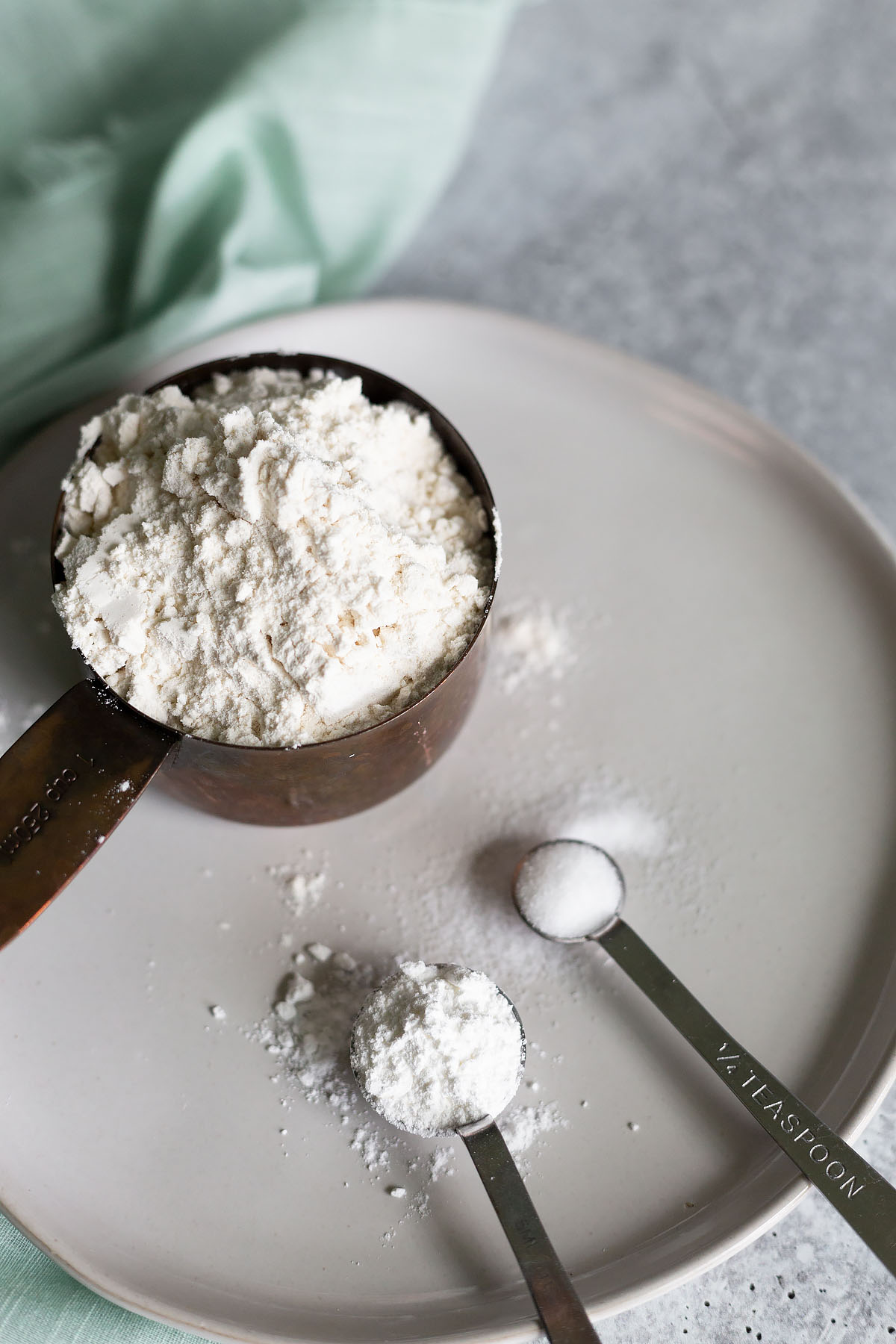 ingredients for self rising flour