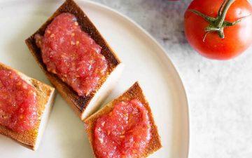 spanish tomato bread