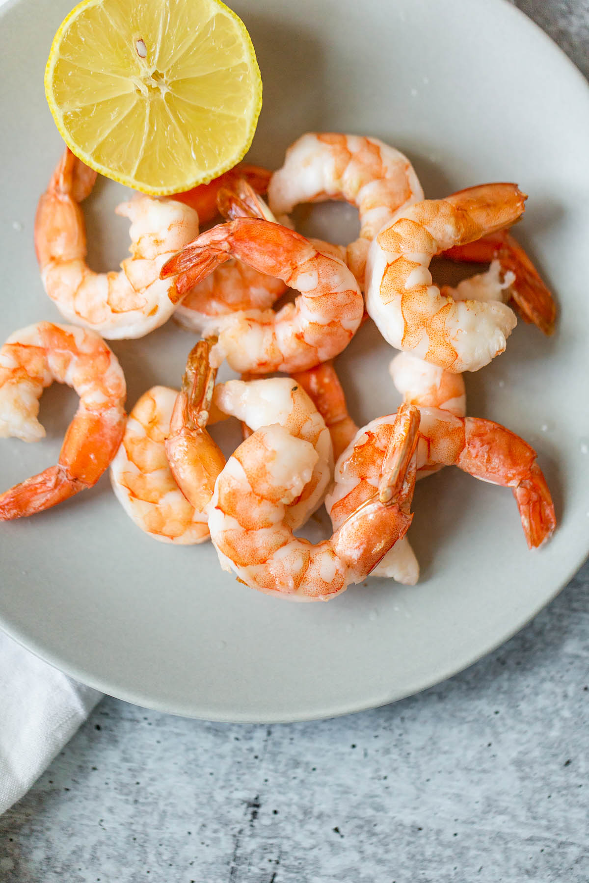 cooked air fryer frozen shrimp