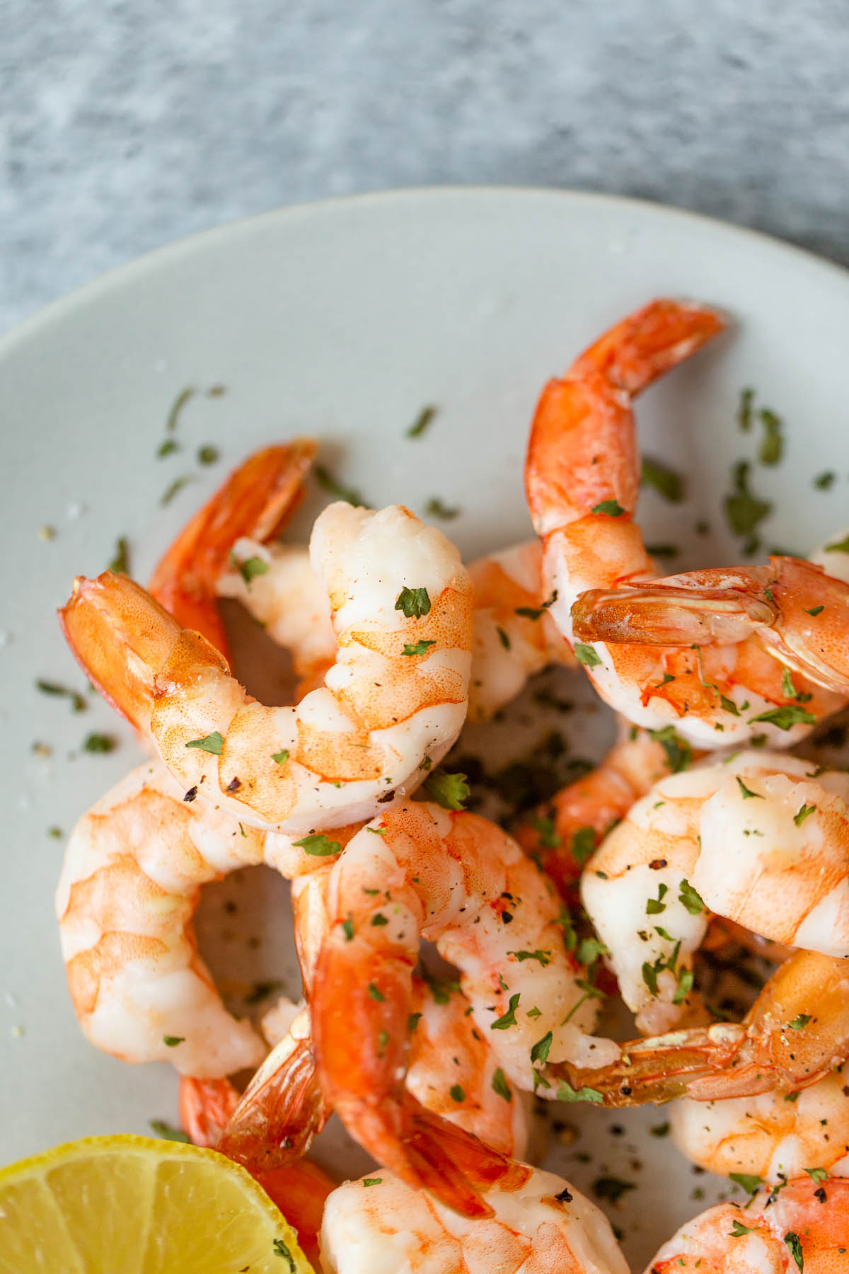 air fryer frozen shrimp