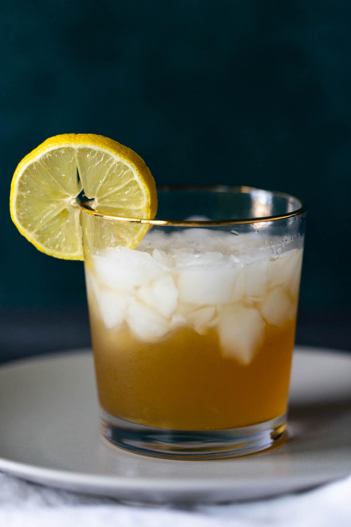 virgin bees knees cocktail