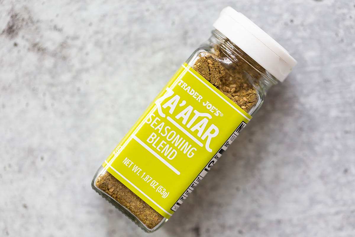 trader joes zaatar seasoning