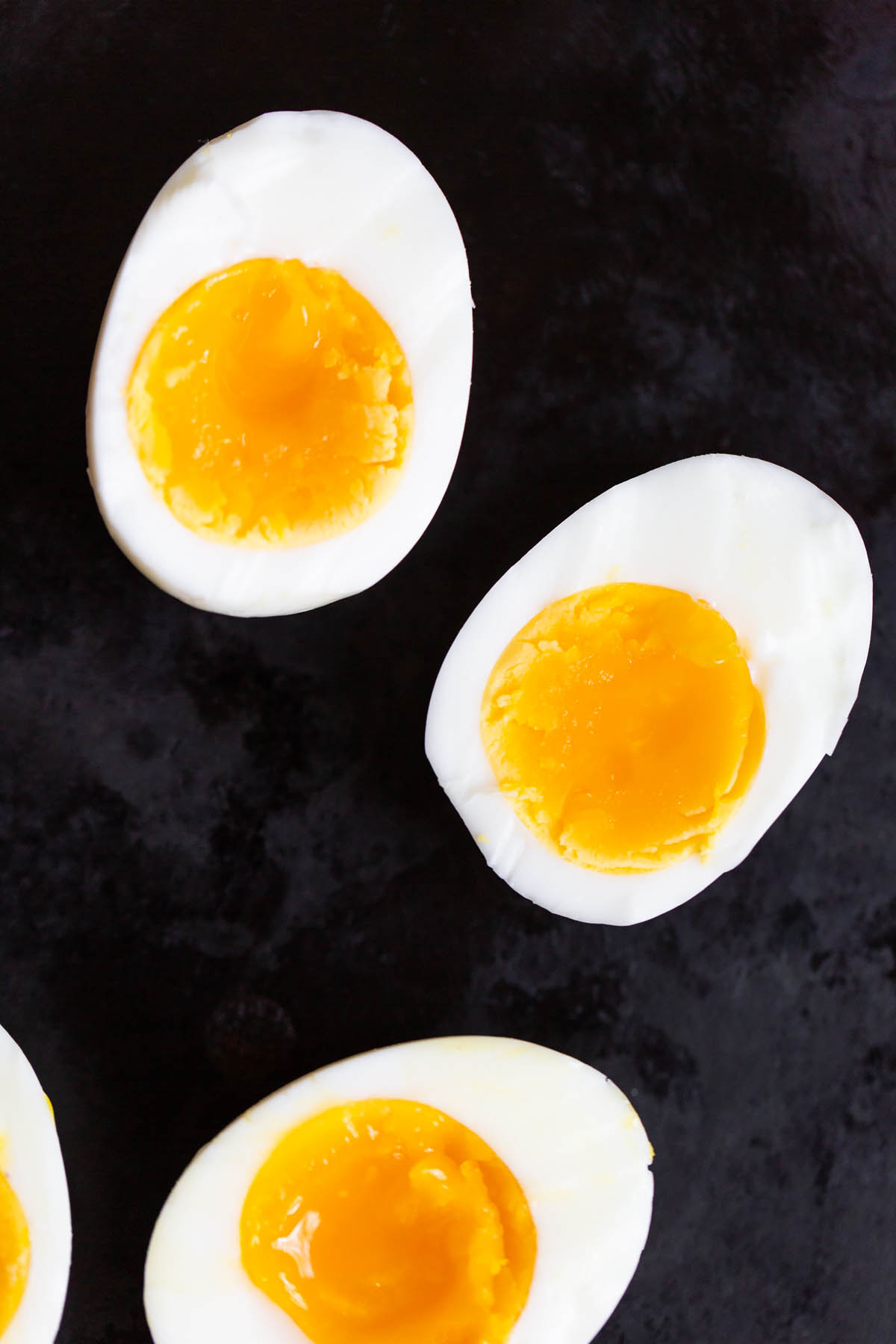 air fryer jammy eggs