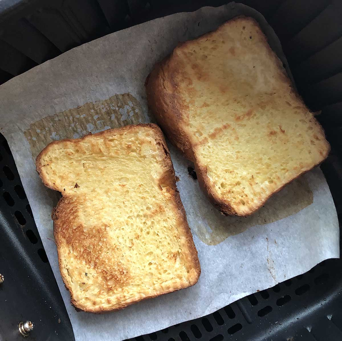 french toast in air fryer